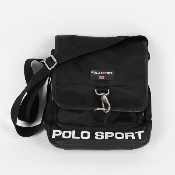 7f8dde96450d Ralph Lauren Polo Sport Crossbody Bag - Unisex. M 5b2c83cbaa87701846f7b914
